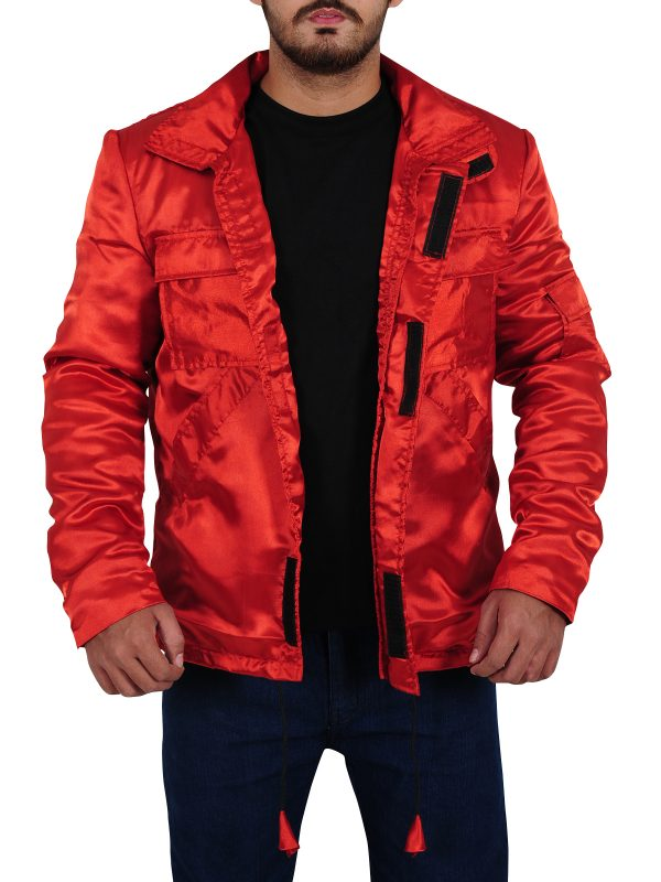 eye catching jacket, Robert Pattinson jacket