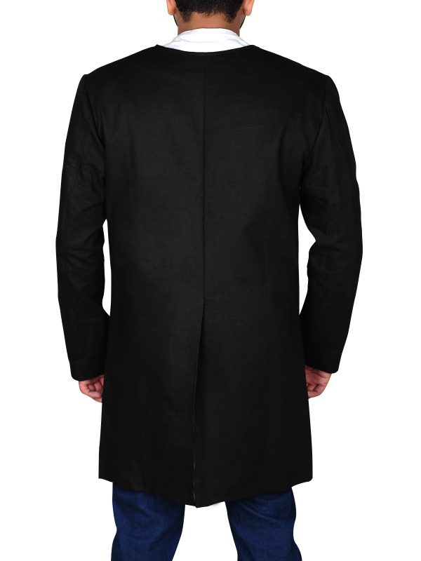 Trendy trench coat, cool trench coat