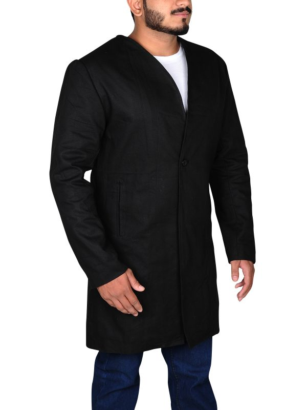 stud trench coat, popular trench coat