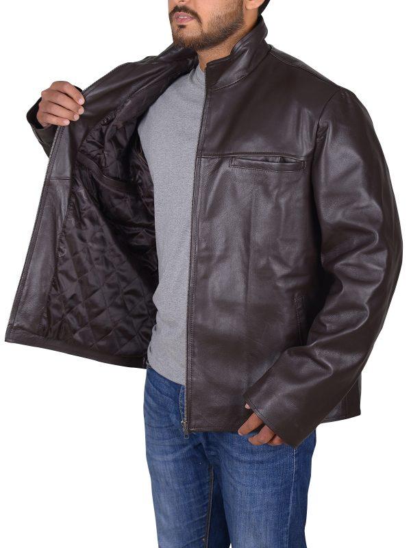 cool jacket, tom cruise leather jacket