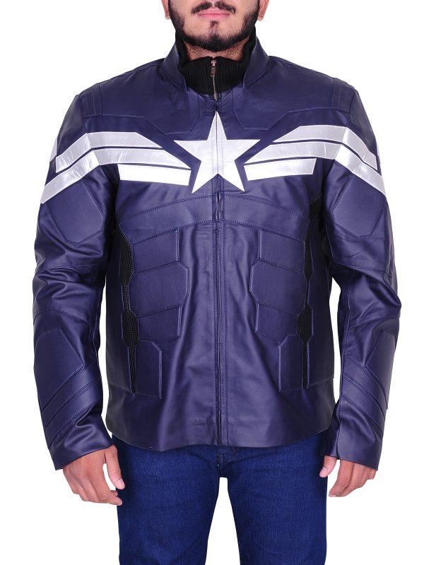captian america jacket, new jacket