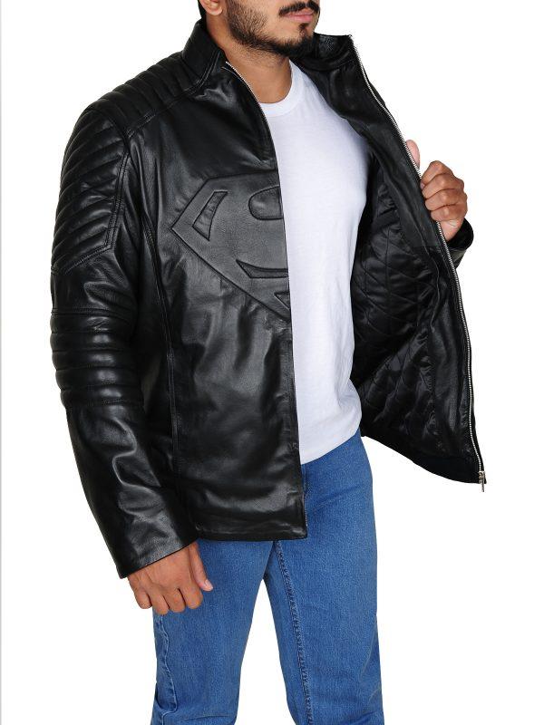 superman jacket, celeb jacket