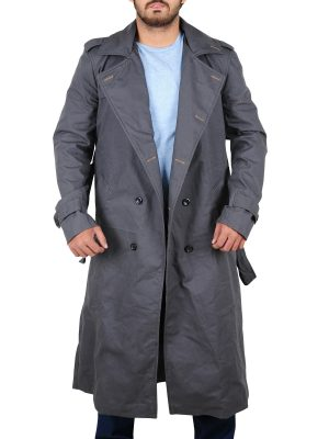 best quality long coat, slim fit coat