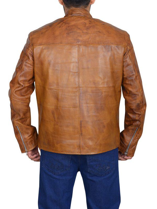 hand made jacket, warm stylish jacket
