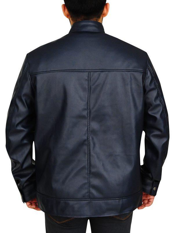 boys leather jacket, cool leather jacket,