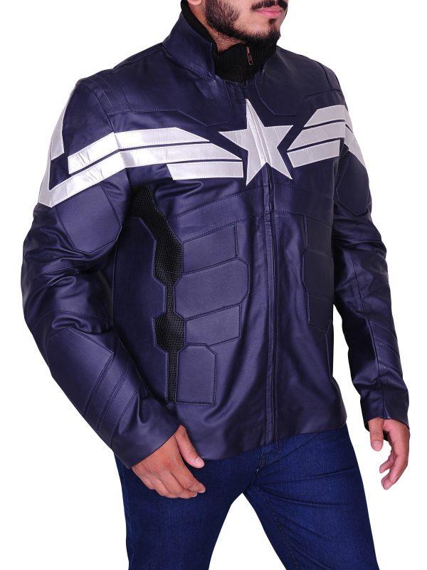 star jacket, leather jacket
