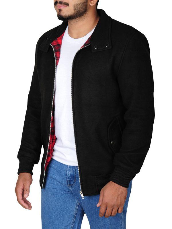 wwe leather jacket, wrestler leather jacket