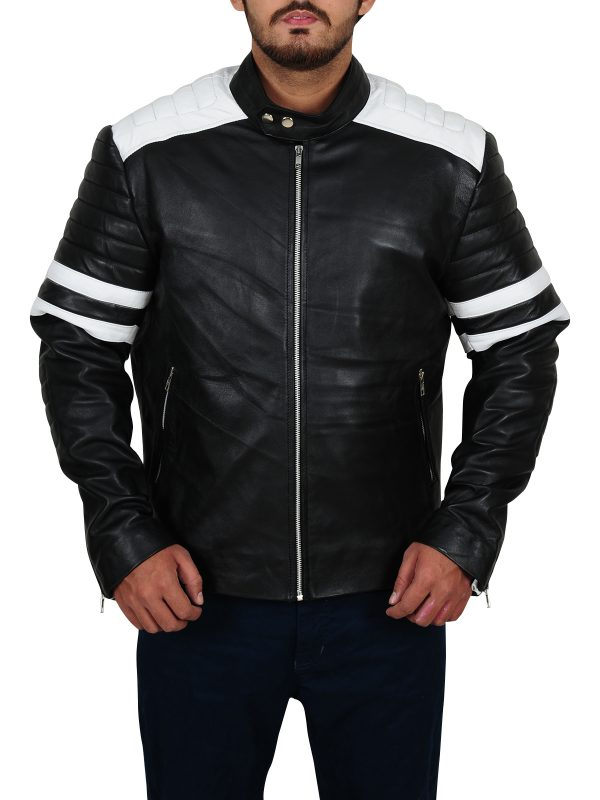 popular biker jacket, celebrity leather jacket