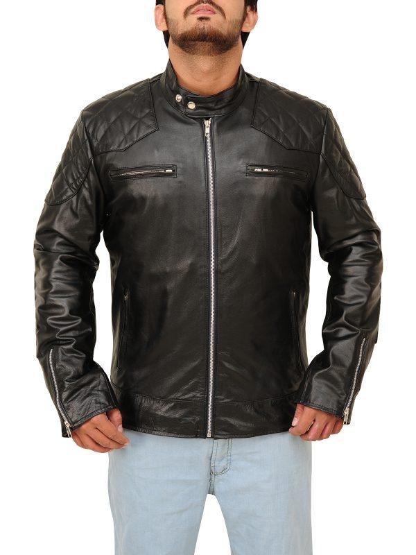 david beckham leather jacket, trending leather jacket