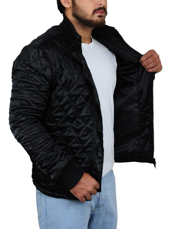 new year collection, best black jacket