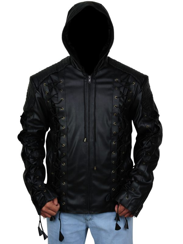new style jacket, sexy black jacket men