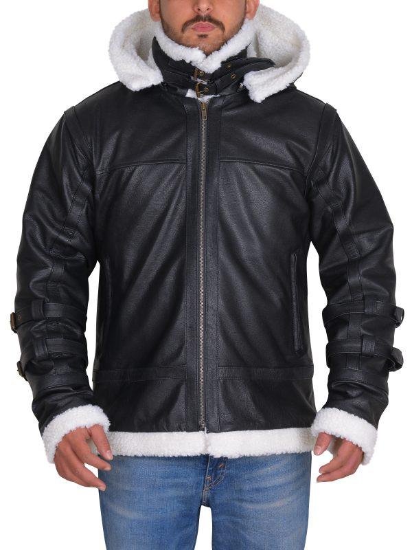 cheap price shearling jacket, fashionable jacket
