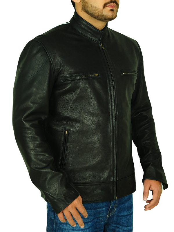cool racer jacket, dashing biker jacket