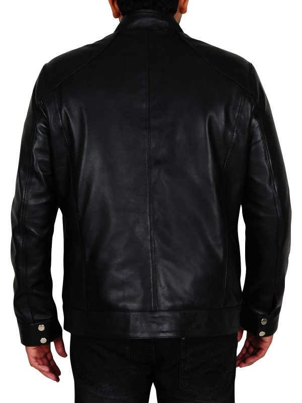 cheap price leather jacket