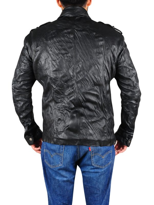 student discount, teen leather jacket