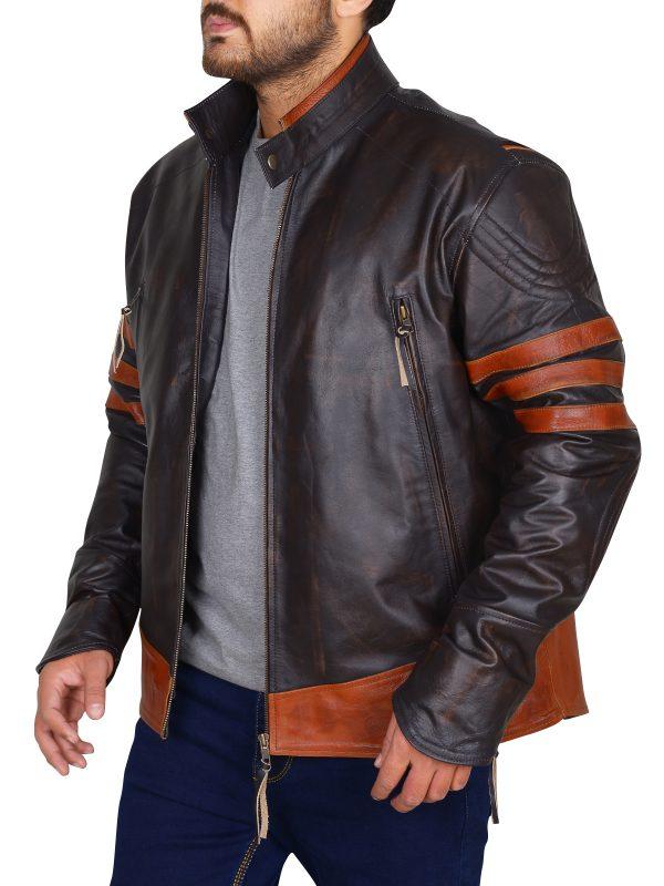 macho leather jacket, cheap leather jacket