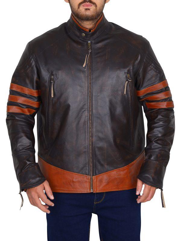 mauvetree leather jacket, trending men fashion