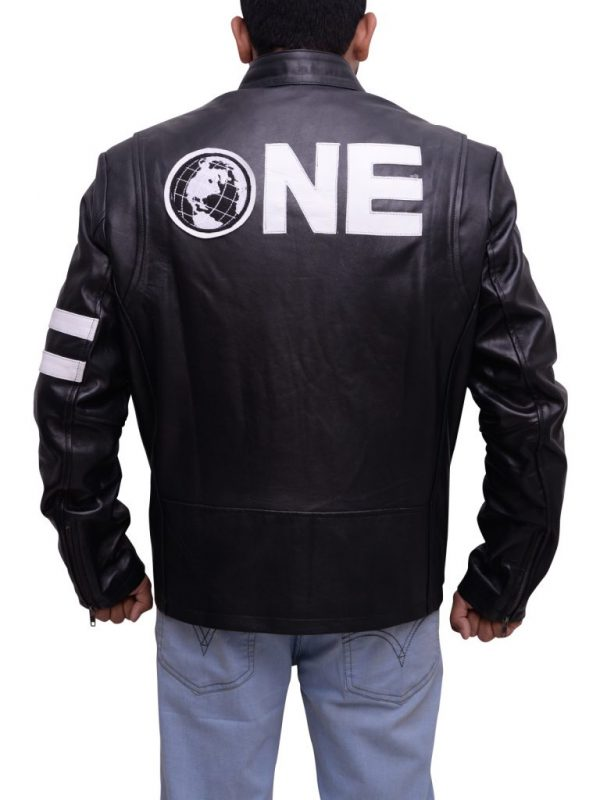 cool vin deisel jacket, celebrity leather jacket