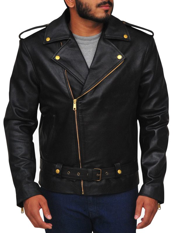 movie cry baby leather jacket, cry baby black leather jacket