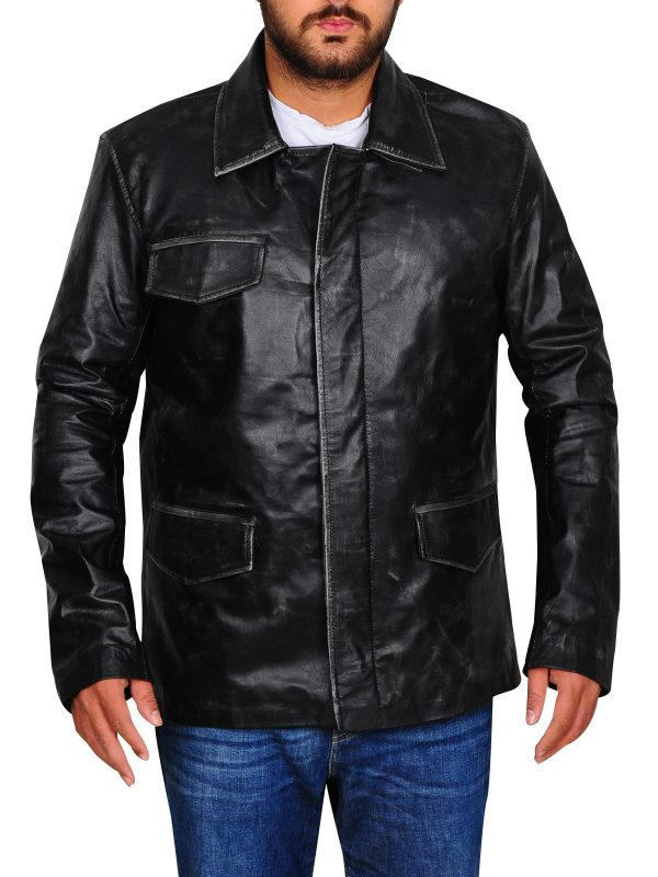 discounted price on jacket, sale on leather jacket