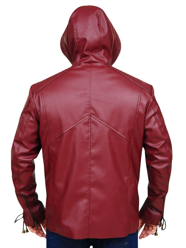 red leather jacket for college boys, favorite men leather jacket,