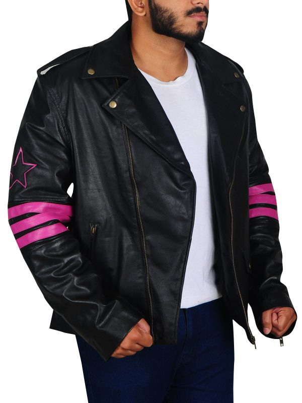 biker brando jacket, biker brando leather jacket