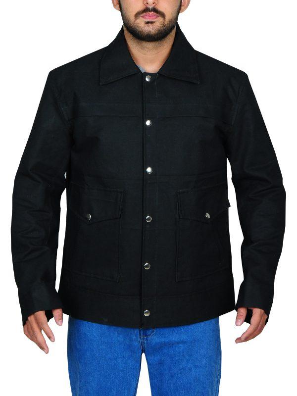 trendy black jacket, stylish black jacket