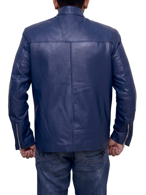 trendy american flag jacket, flag printed leather jacket