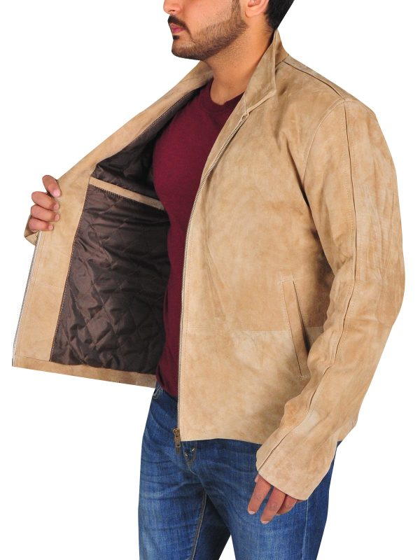 light brown jacket, light brown jacket for men