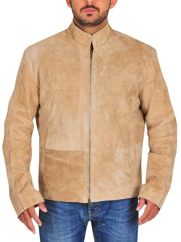 men light brown jacket, light brown leather jacket men