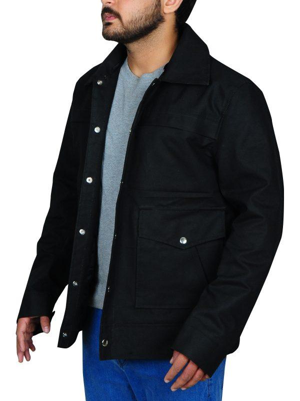 black jacket for teen, black jacket for boys