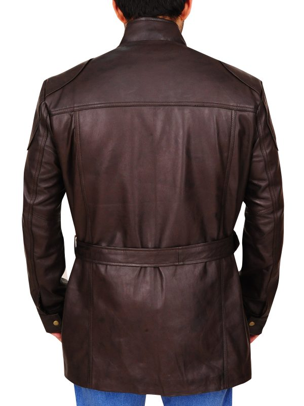 cool dark brown leather jacket, cheap price good quality leather jacket,