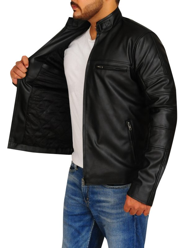 perfect jacket for bikers, leather jacket for bikers,