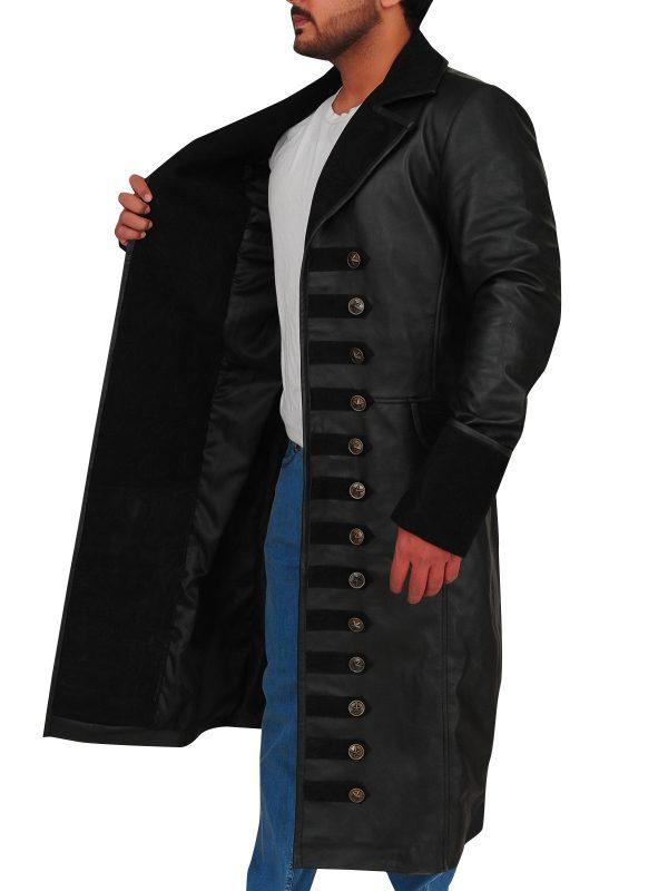 black men trench coat, stylish trench coat for men,