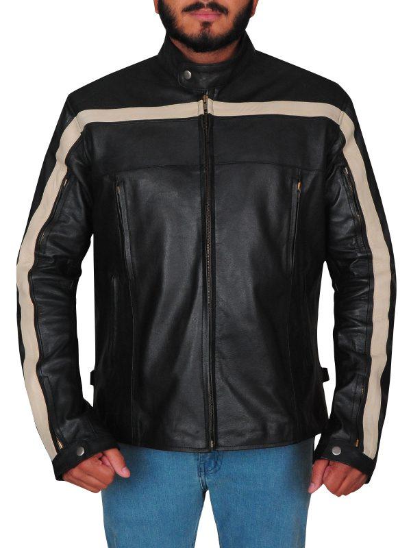 old school jacket, old school leather jacket,