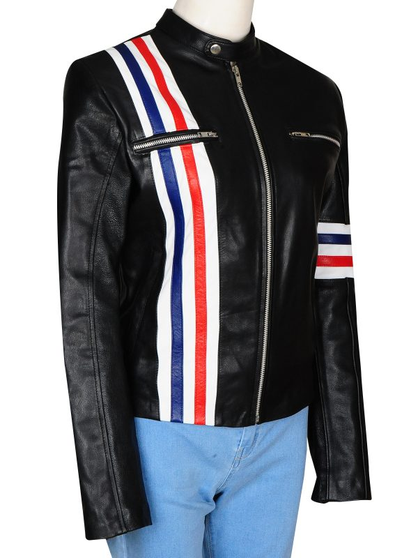 women biker jacket, women leather jacket,