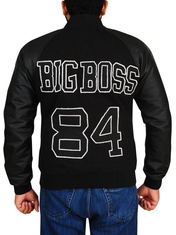 big boss varsity jacket, big boss letterman jacket,