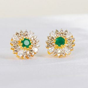trending women earrings, stylish women earrings,