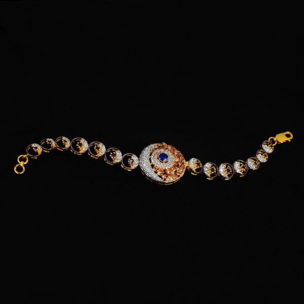 women silver bracelet, women fashion silver plated bracelet,