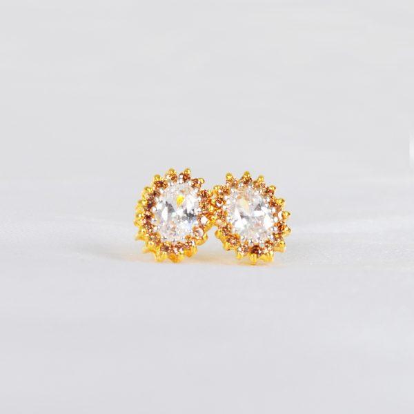 fancy silver earrings, orange girl earrings,