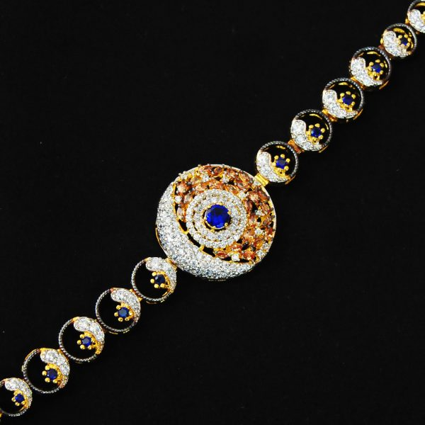 women gold and silver plated bracelet, women shinny silver bracelet,