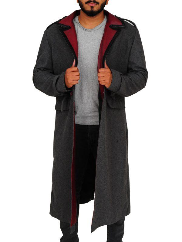gamer coat, fashionable coat