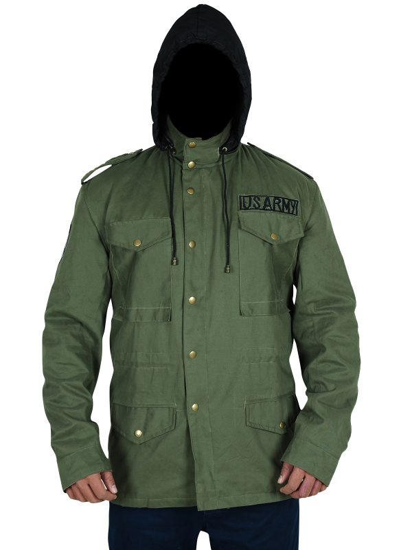 US army green jacket, US military jacket,