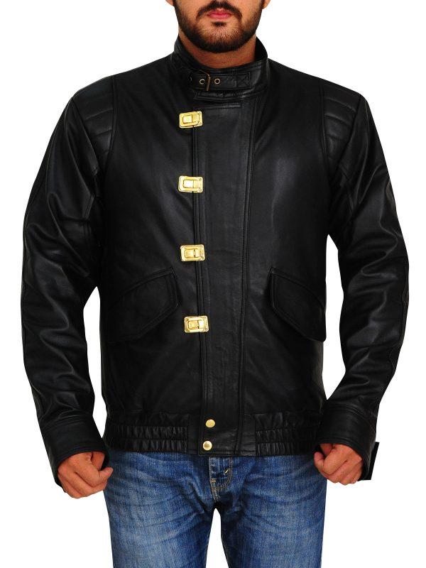 akira movie biker men jacket, men biker akira jacket,