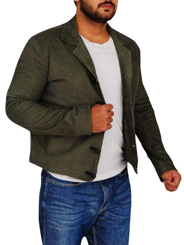 short body cotton jacket, men short body jacket,