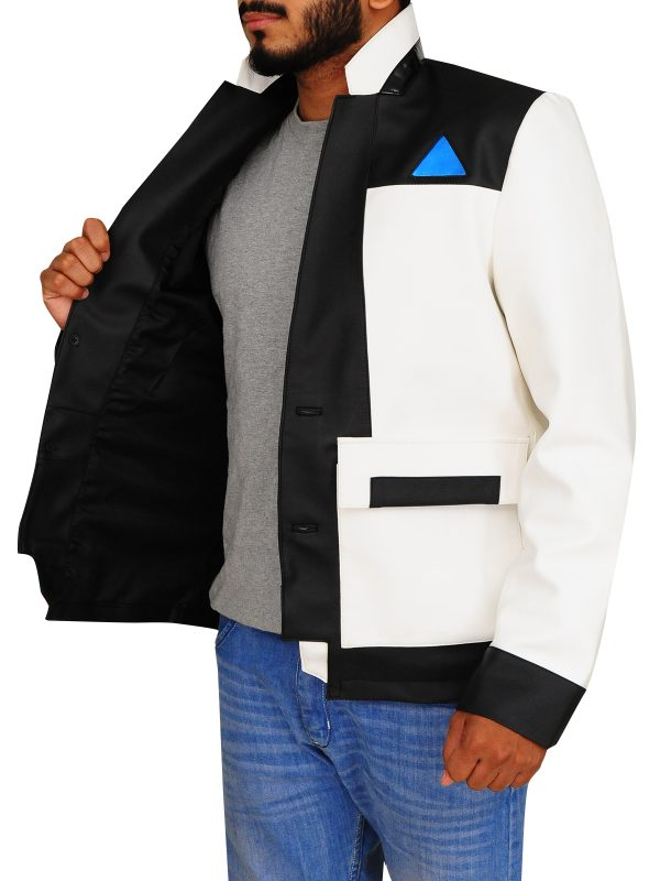 video game leather jacket, game cosplay leather jacket