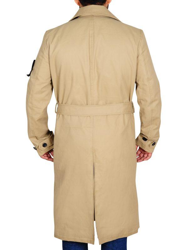 brown men long coat, long coat for men,