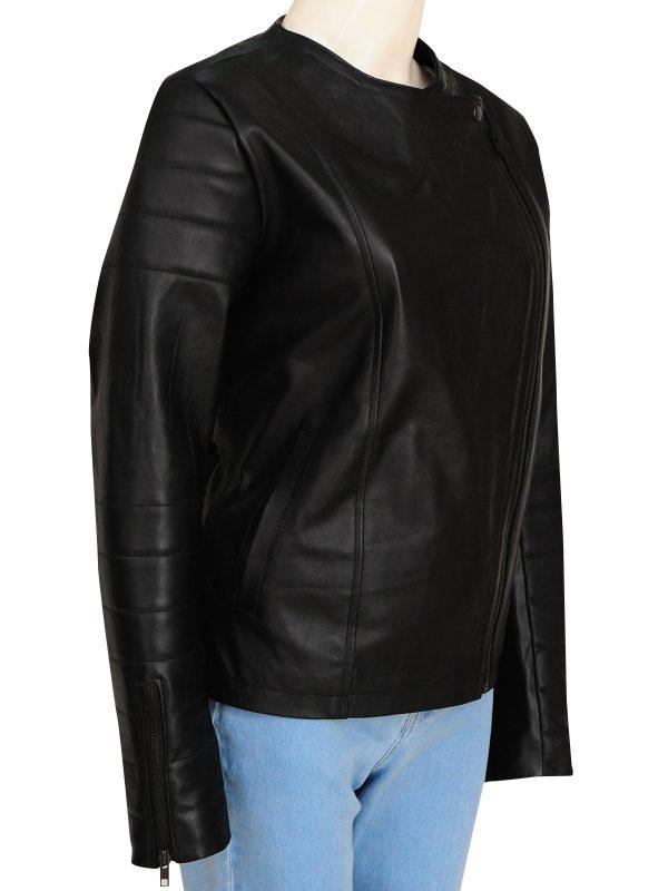 doctor who women jacket, doctor who women leather jacket,
