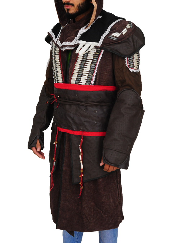 cosplay costume of callum lynch, assassin creed callum lynch costume,