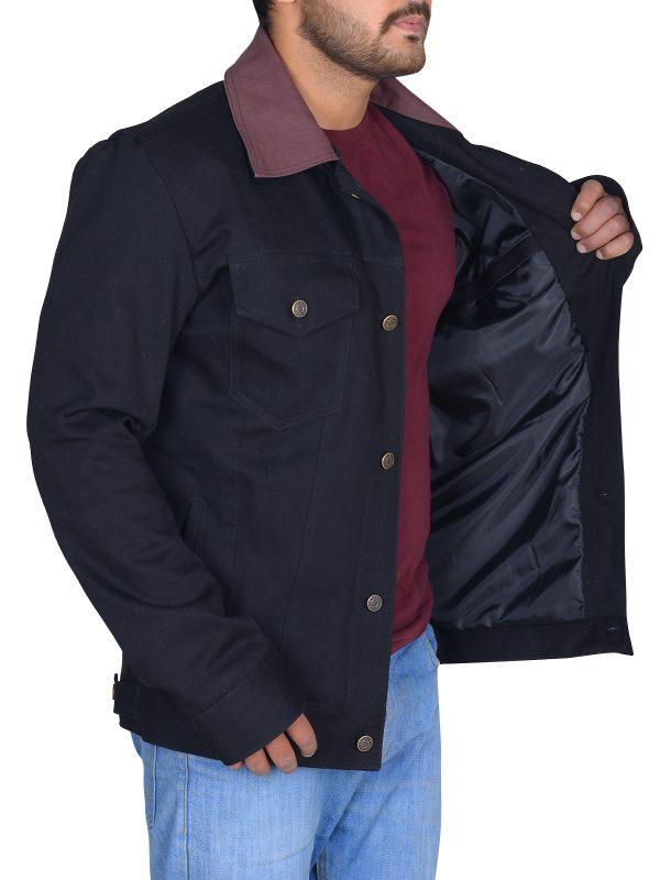jughead jones black jacket, jughead jones cotton jacket,